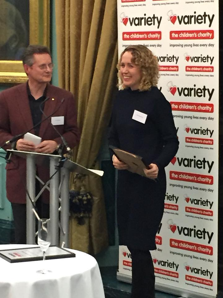 Michelle Rawlins Award Winning Journalist